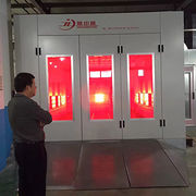 Infrared heating spray booth from China (mainland)