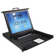 "8-port 17"" LCD KVM from China (mainland)"