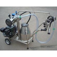 Electric Vacuum Single Bucket Milking Machine from India