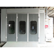 Water-based paint spray booth from China (mainland)