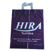 Quality Retail Plastic Bags, 100% Biodegradable, Any Size Available from Everfaith International (Shanghai) Co. Ltd