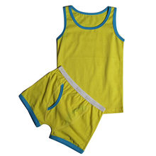 Boy's singlet and boxer shorts sets Manufacturer