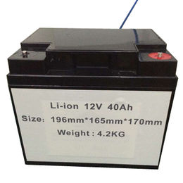 12V 20ah Lithium Battery Manufacturer