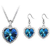 Ocean's Love Design Jewelry Sets from China (mainland)
