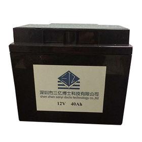 12V 40Ah lithium battery Deep-cycle battery UPS ba from China (mainland)