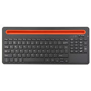 Bluetooth Touchpad Keyboard with Docking, for Tablet and Mobile Phone