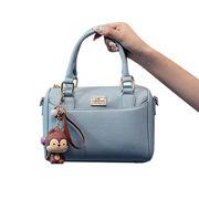 PU leather handbag, sunshine styles with strong handle and ACC for women from Iris Fashion Accessories Co.Ltd
