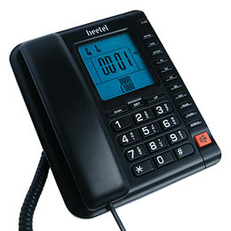 Multi function caller ID phone