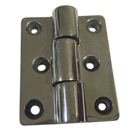 China Door parts use sand casting process for stainless steel material with chrome plating