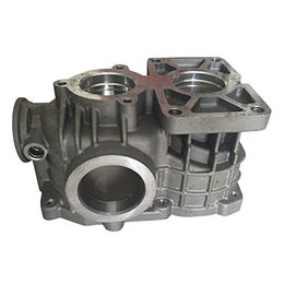 China Sand casting process for stainless steel material with chrome plating
