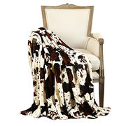 Printed Coral Fleece/PV fur Blanket from China (mainland)