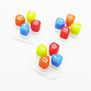 China Conductive silicone keypads