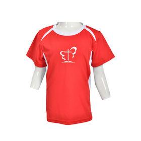 Boys' short-sleeved T-shirts from Hong Kong SAR