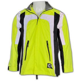 Reflective safety jackets from Hong Kong SAR