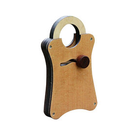 Kid's wooden toy lock from China (mainland)