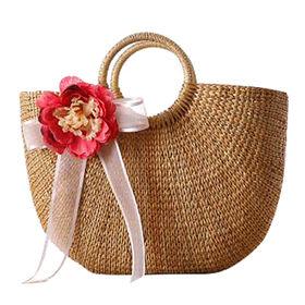 Straw bag from China (mainland)