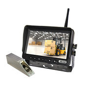 Lift Truck Wireless Camera with Power Pack for Safety Vision