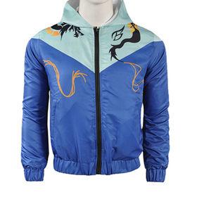 Macau SAR Men's Fleece Jackets