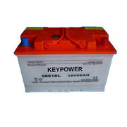 56618 dry charge automotive car battery from China (mainland)