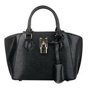 China Metal lock fashion hand bag