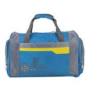 China Polyester Travel Duffle Bag Sports Gym Bag Hand Lu