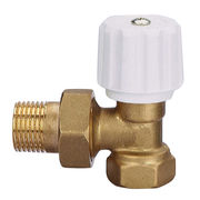 Forged brass radiator valve brass from China (mainland)