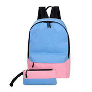 Fashionable gentle oxford backpacks from China (mainland)