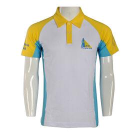 Promotional polo shirts from Macau SAR