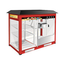 Commercial popcorn machine from India