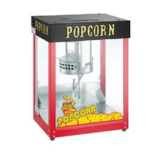 Gas Popcorn Making Machine from India
