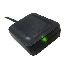 GPS Mouse Receiver with 10Hz Update, 10ns RMS (1PPS Output), IPX7 Waterproof from Navisys Technology Corp.