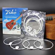 Ziko guitar manufacture OEM ukulele strings from China (mainland)
