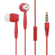Microphone Function and Wired Communication Earphone for Phone