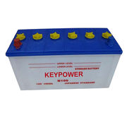 N100/12V100Ah dry charge car start battery from China (mainland)