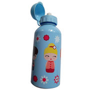 Promotional aluminum water bottle from China (mainland)