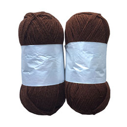 Acrylic knitted yarn from China (mainland)
