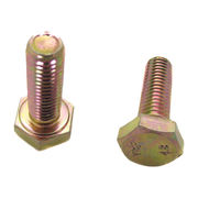 Brass hex bolt from China (mainland)