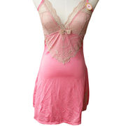 Babydolls made of lace,available size S, M, L, XL, accept customized from Meimei Fashion Garment Co. Ltd