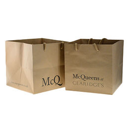 Paper Gift Bags, Customized Sizes and Various Printing Ways are Accepted