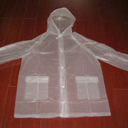 China EVA Raincoat for Adult