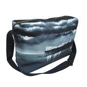 Fashion canvas messenger bag from China (mainland)