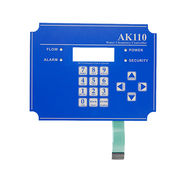 Membrane switch applying to Chemical Controller from China (mainland)