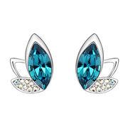 China Crystal Stud Earrings