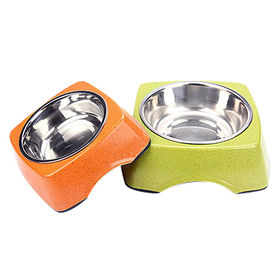 Stainless Steel Food Bowls from China (mainland)