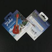 Soprano ukulele strings from China (mainland)