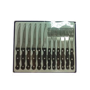 steak cutlery from China (mainland)