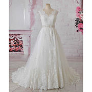 A-line wedding dress from China (mainland)