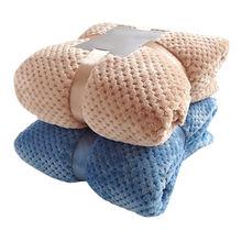 Velveteen Fleece Blanket from China (mainland)