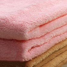 Customize Velveteen Fleece Blanket from China (mainland)