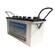 N90 dry charge automotive car battery, 12V/90Ah